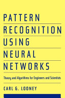 Pattern Recognition Using Neural Networks