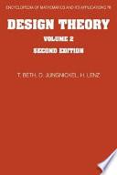 Design Theory: Volume 2