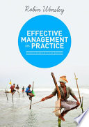Effective Management in Practice Book