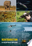Reintroduction of Fish and Wildlife Populations Book