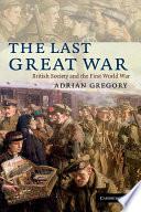 The Last Great War