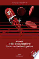 Release and Bioavailability of Nanoencapsulated Food Ingredients