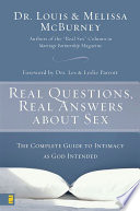 Real Questions  Real Answers about Sex