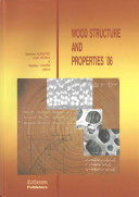 Wood Structure and Properties  06