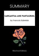 Pdf SUMMARY - Gargantua And Pantagruel By Francois Rabelais Telecharger