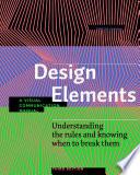 Design Elements  3rd edition