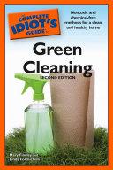 The Complete Idiot s Guide to Green Cleaning  2nd Edition