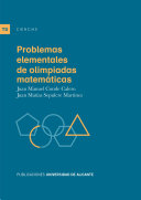 Problemas elementales de olimpiadas de matemáticas