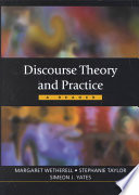 Discourse Theory and Practice  : A Reader