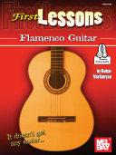 First Lessons Flamenco Guitar