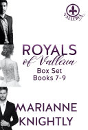 Royals of Valleria Box Set (Books 7-9) Pdf/ePub eBook