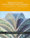 Precalculus Functions and Graphs Book