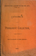 Catalogue of the Permanent Collection  with an Appendix of Works Deposited