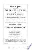 Once A Year Tales And Legends Of Westmorland No 1