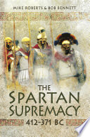 The Spartan Supremacy 412 371 Bc