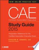 CAE Study Guide 2015 Book