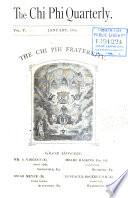 The Chi Phi Quarterly Book