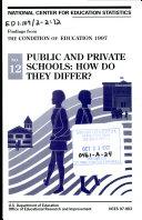 Public and Private Schools