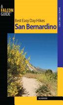 Best Easy Day Hikes San Bernardino [Pdf/ePub] eBook