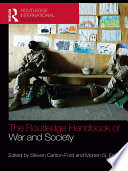 The Routledge Handbook Of War And Society