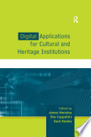 Digital Applications For Cultural And Heritage Institutions