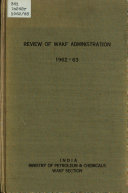 Review of Wakf Administration