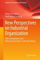 New Perspectives on Industrial Organization Pdf/ePub eBook