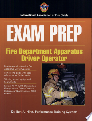 Download Fire Department Apparatus Driver Operator Free Books - Read Books