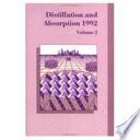 Distillation And Absorption