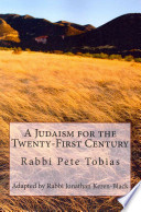 A Judaism for the Twenty-First Century