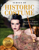 Survey of Historic Costume Book