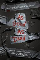 Pdf As Good As Dead