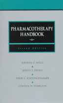 Pharmacotherapy Handbook Book PDF