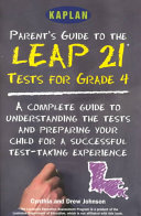Parent S Guide To The Leap 21 Tests For Grade 4
