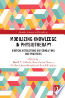 Mobilizing Knowledge in Physiotherapy