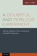 A Doubtful and Perilous Experiment [Pdf/ePub] eBook