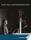 What was Contemporary Art  Book