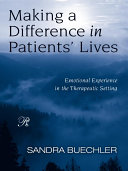 Making a Difference in Patients' Lives Pdf/ePub eBook