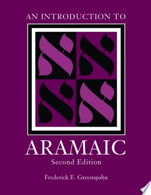 [pdf - epub] An Introduction to Aramaic - Read eBooks Online