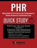 PHR SG & TEST PREP