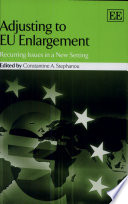 Adjusting to EU Enlargement