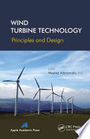 Wind Turbine Technology