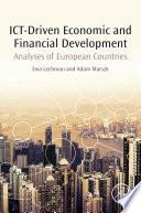 ICT Driven Economic and Financial Development
