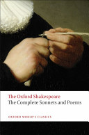 The Oxford Shakespeare  The Complete Sonnets and Poems