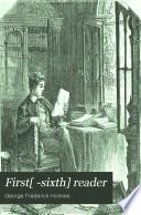 First  sixth  Reader Book PDF