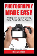 Photography Made Easy Book PDF