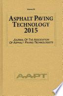 Asphalt Paving Technology 2015