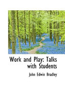 Work and Play: Talks with Students