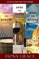 A Tuscan Vineyard Cozy Mystery Bundle (Books 1, 2, and 3) Pdf/ePub eBook