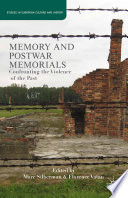 Memory And Postwar Memorials